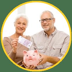 Пенсионерам скидка до 20%