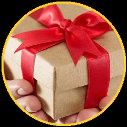 Мы дарим потолки в подарок